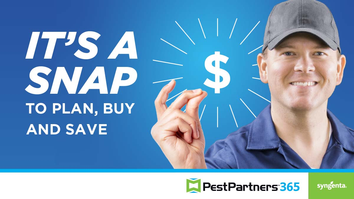 It's a snap to plan, buy and save